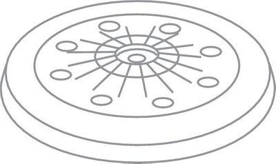 Festool Polierteller PT-STF-D150 M8 Nr. 496152 – Bild 2
