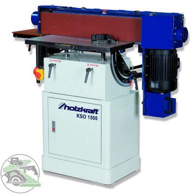 Holzkraft Kantenschleifmaschine Schleifmaschine KSO 1500 SET 5368150SET