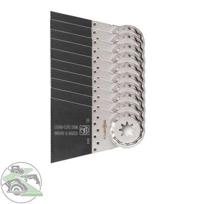 Fein Sägeblatt E-Cut Long Life 50 x 65 mm SLP 10 Stk für MultiMaster FMM 350 QSL