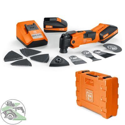 Fein Akku MultiMaster Oszillierer AFMM18QSL E-Cut Long-Life 71292261000