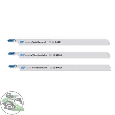 Bosch Stichsägeblätter T 1018 AFP Precision für Metal Sandwich 3 St. 2608636793