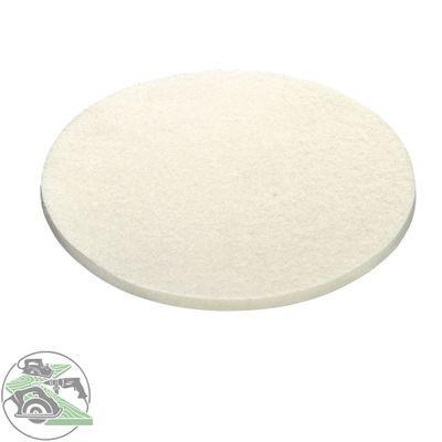 Festool Polistick Filz weich 150 D weiß Mineralwerkstoffe Acrylglas Lacke 485972