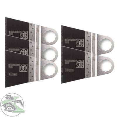 Fein Sägeblatt SC E-Cut Standard Trapez 50x65 FSC 63502136034 Zubehör Sägen