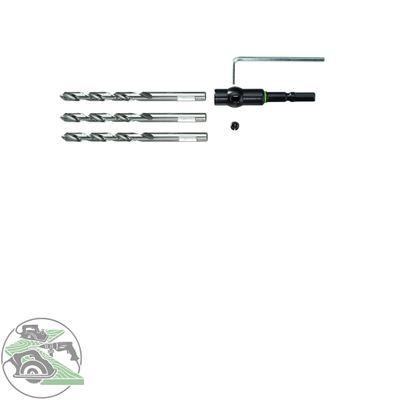 Festool Spiralbohrer HSS D 5,5/57 CE/M-Set Nr. 493426