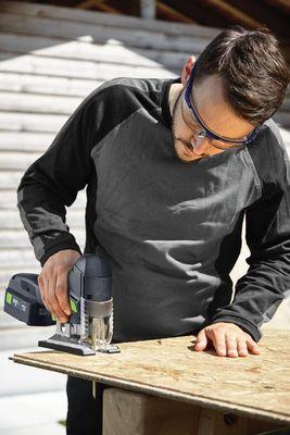 Festool Akku Pendelstichsäge Carvex PSC 420 Li 5,2 EB-Set im Systainer 574717 – Bild 3