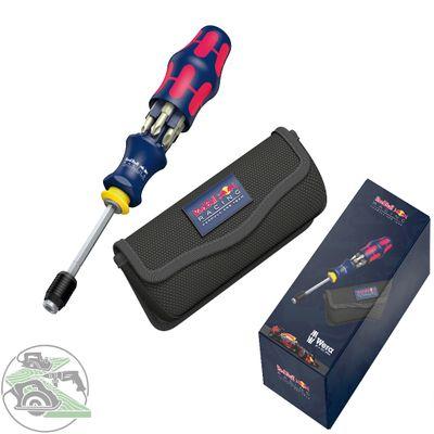 Wera Kombi Schrauber Kraftform Kompakt 20 Red Bull Racing 05227702001 Werkzeug