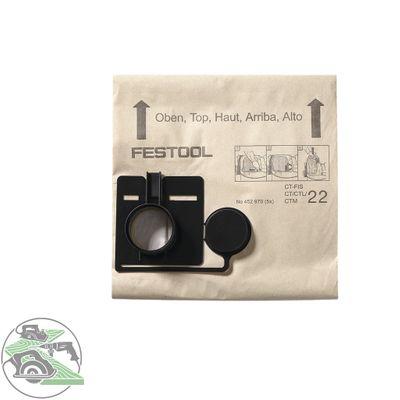 Festool Filtersack FIS-CT 55/5 452973