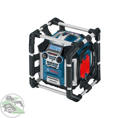 Bosch Radiolader GML 50 Professional 0601429600 Baustellenradio Ladefunktion – Bild 1