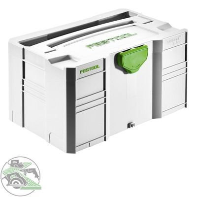 Festool Mini-Systainer T-LOC SYS-Mini 3 TL  202544 – Bild 1