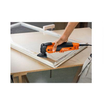 Fein SuperCut Construction Innenausbau Holz FSC 500 QSL/N00 72294662000 18teilig – Bild 3