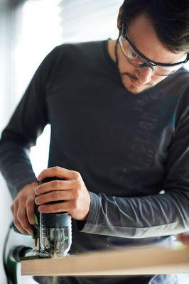 Festool Pendelstichsäge Carvex PS 420 EBQ-Plus 2 Systainer 27 Sägeblätter – Bild 4