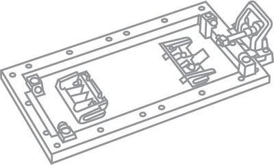 Festool Flächenschleifrahmen FSR-BS 75 Nr. 490827 Zubehör Schleifen für BS 75 – Bild 2