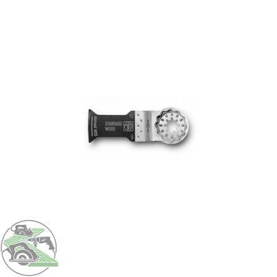 Fein E-Cut Sägeblatt HCS 55 x 35 mm Curved 63502227210 Zubehör Sägen
