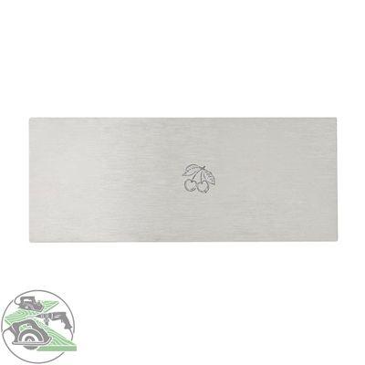 Kirschen Ziehklinge 0,8 mm kantig 150x60x0,8 mm Nr. 3800008 in Spezial-Qualität