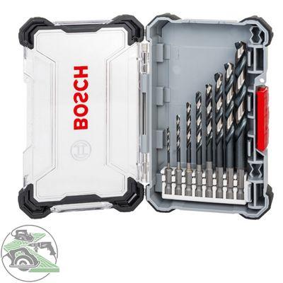 Bosch Impact Control HSS Bohrerset 8-tlg. Metallbohrer HSS-Bohrer Spiralbohrer – Bild 1