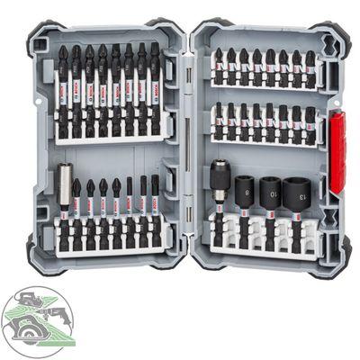 Bosch Impact Control Schrauberbit-Set 36-tlg. Bitsatz Bitset Steckschlüssel – Bild 1
