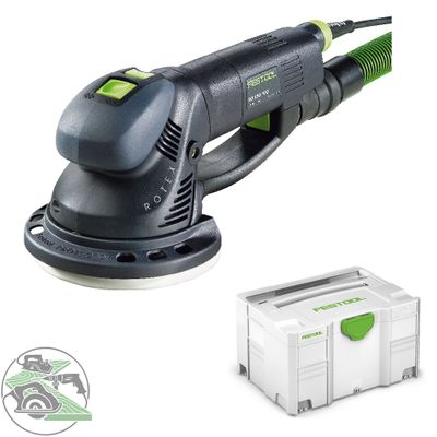 Festool Getriebe-Exzenterschleifer ROTEX RO 150 FEQ-Plus 575069 Systainer – Bild 1