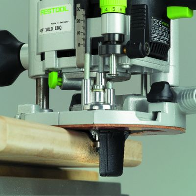 Festool Oberfräse OF 1010 EBQ-Plus Box-OF-S8/10xHW Systainer Sys 3 574383 – Bild 4