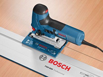 Bosch Führungsschienen-Set 2 x FSN 1600 + FSN VEL + FSN bag Tasche 0615990EE8 – Bild 4