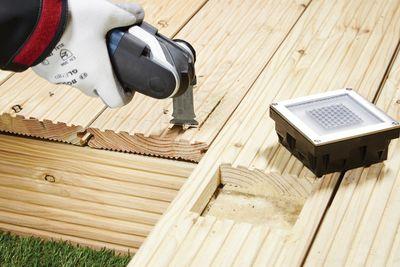 Bosch BIM Starlock Tauchsägeblatt HW AIZ 32 BSPB Hard Wood Long Life 2608661645 – Bild 6