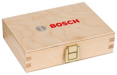 Bosch Forstnerbohrer-Set 5tlg 15,20,25,30,35 mm 2608577022 Holzbohrer Bohrersatz – Bild 2