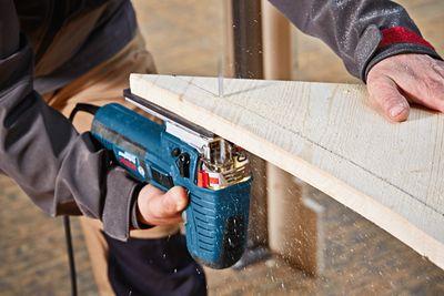 Bosch Stichsäge GST 160 CE + 31 Stichsägeblätter in L-Boxx 136 0601517004 – Bild 3