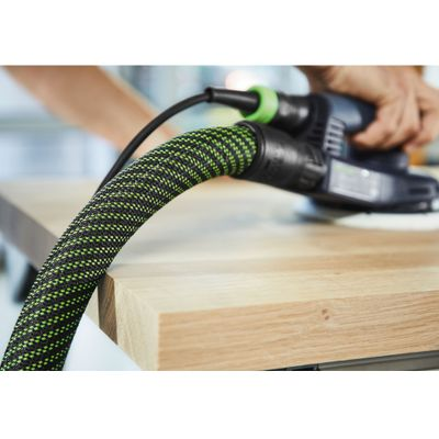Festool Saugschlauch Antistatik glatt D 27/32x3,5m-AS/CT 500677 Cleantec – Bild 2
