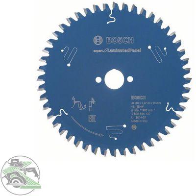 Bosch Kreissägeblatt Expert for Laminated Panel 160 x 20 Z 48 2608644127 – Bild 1