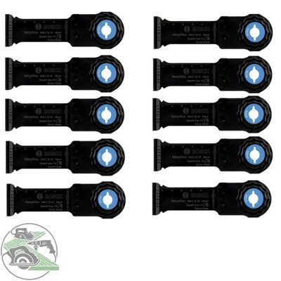 Bosch Carb Starlock Tauchsägeblatt MM Metal Max MAIZ 32 AT 10er Pack