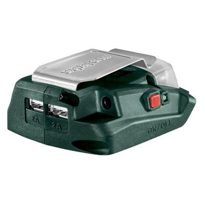 Metabo Akku 18 V 4,0 Ah Li-ION + USB Adapter mit LED Licht CAS System Mafell – Bild 4