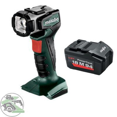 Metabo Akku LED Lampe Handlampe ULA 14,4-18 + Mafell Akku Power Tank 18 M 94  – Bild 1