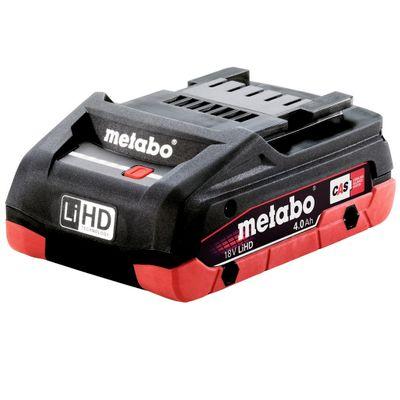 Metabo Akku-Bohrschrauber BS 18 L BL Q 1x4,0Ah 1x8,0Ah Winkeladapter CAS Mafell – Bild 6