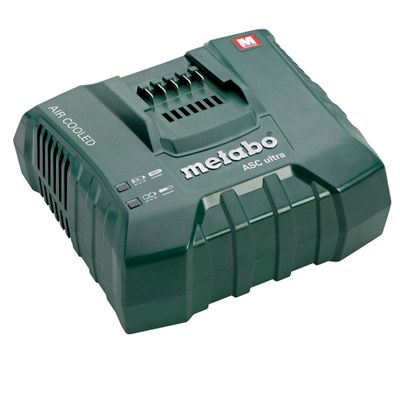 Metabo Akku Schlagschrauber SSW 18 LTX 300 BL 18V Adapter 2 Akkus 4,0 + 8,0 Ah  – Bild 8