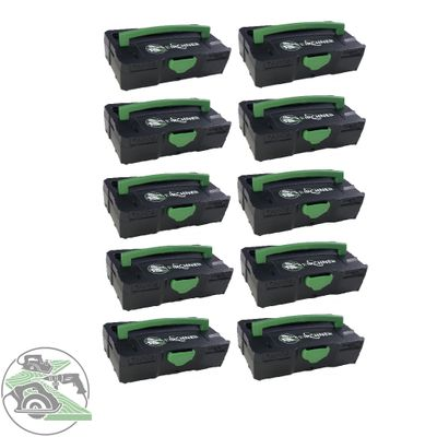 Tanos 10x Micro-Systainer Festool komp. T-Loc Kirchner Edition Geschenkidee