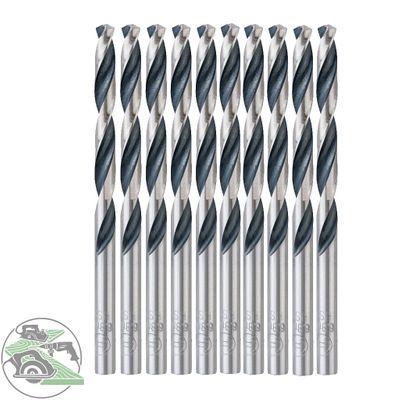 Bosch 10x HSS-Spiralbohrer PointTeQ 6,8 mm Länge 109mm Metallbohrer Stahl Eisen