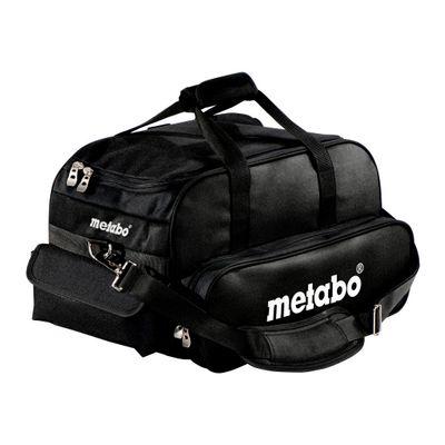 Metabo Akku Winkelschleifer WB 18 LTX BL 125 Q SE + Basic Set 5,5 Ah + Tasche – Bild 4