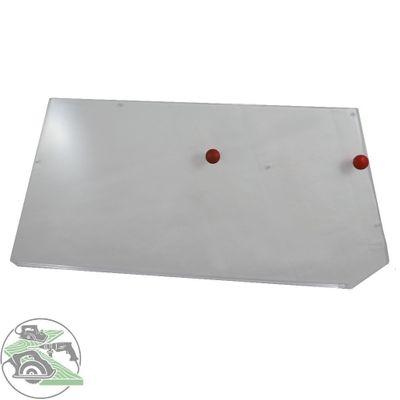 Fried Ersatz-Frontschutzdeckel durchsichtig für Sägeschutzhaube Kreissäge FRS553 – Bild 1