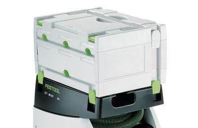 Festool Sortainer Systainer SYS 3 SORT 491522 Werkzeugkoffer mit 4 Schubladen – Bild 2