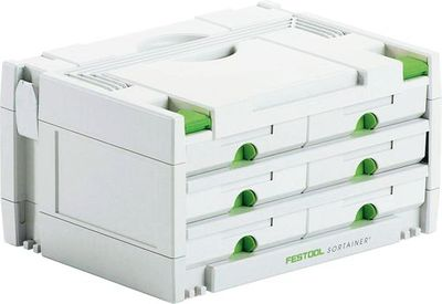 FESTOOL SORTAINER SYS 3-SORT/6  Nr.:491984 – Bild 3