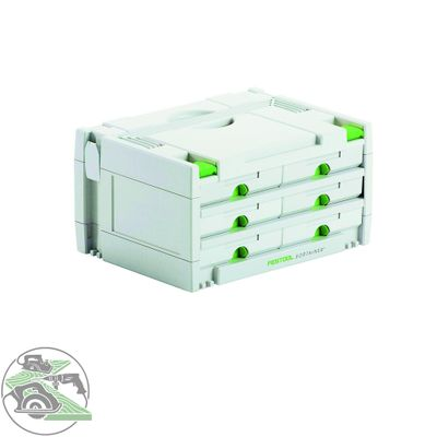 FESTOOL SORTAINER SYS 3-SORT/6  Nr.:491984 – Bild 1