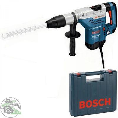Bosch Bohrhammer GBH 5-40 DCE Meißelhammer Professional im Koffer SDS-Max