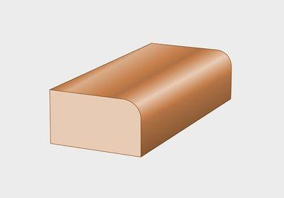 Festool Abrundrfäser Radius 2 mm Hartmetall 491009 Fräser Stabfräser Kugellager – Bild 3
