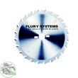 HM-Blatt Flury Guhdo 250 x 30 Z 24 WZ Nr. 301000 Kreissäge Sägeblatt 001