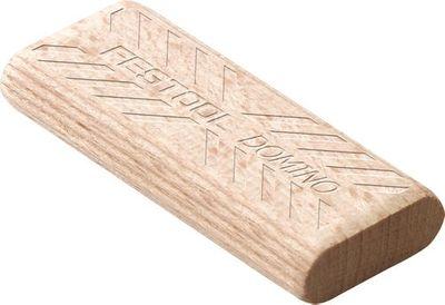Festool Dübel Buche D 10 x 50 mm 510 Stück BU 493300 Dübelfräse Domino DF 500 – Bild 4