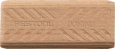Festool Dübel Buche D 10 x 50 mm 510 Stück BU 493300 Dübelfräse Domino DF 500 – Bild 2