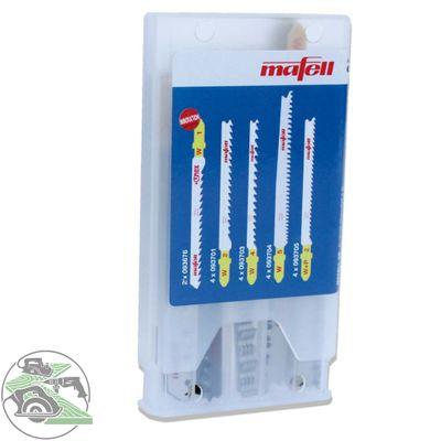 Mafell Stichsägeblätter Sortiment 1 093712 Stichsäge P1cc W1 W2 W+P2 W5 W4