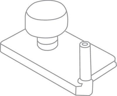FESTOOL Umleimerplatte UP-OF für OF 900, OF 1000, OF 1010, KF Nr. 486058 – Bild 2