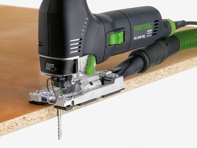 Festool Pendelstichsäge PS 300 EQ-Plus 576615 TRION SYS 1 T-LOC 720 Watt – Bild 2