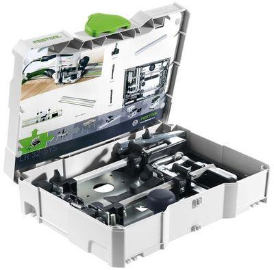 Festool Lochreihenbohrset LR 32 Systainer Nr. 584100 für OF 900 1000 1010 1400 – Bild 2