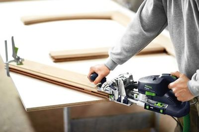 FESTOOL DÜBEL- FRÄSE DOMINO XL DF 700 EQ-PLUS Nr. 574320 – Bild 3
